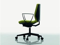 - Task chair with 5-Spoke base OMNIA | Task chair - Quadrifoglio Sistemi d'Arredo