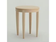 - Tavolino ovale in legno in stile moderno per contract ONDA T02 - Very Wood
