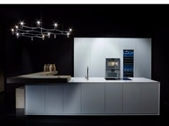 - Corian® kitchen with island ONE | Corian® kitchen - RIFRA
