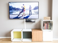 Mobile TV componibileOPE CONFIG™ HOME TV CABINET - OPE