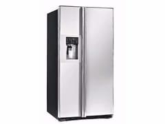 - Frigorifero americano no frost in acciaio inox con dispenser ghiaccio classe A+ ORE 24 CGF KB PEOX - mabe |Ge Partner Appliances