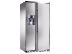 - Frigorifero americano no frost in acciaio inox con dispenser ghiaccio classe A+ ORE 30 VGC SS TXC - mabe |Ge Partner Appliances