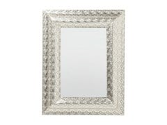 - Rectangular wall-mounted framed mirror ORIENT 90 x 70 - KARE-DESIGN