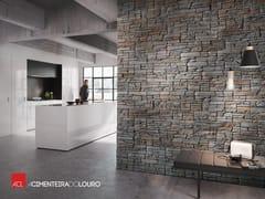 Rivestimento in calcestruzzo effetto pietraORION - A CIMENTEIRA DO LOURO