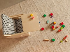 - Birch kids chair OSIT + TRAY - nuun kids design
