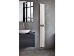 - Wall-mounted aluminium towel warmer OTHELLO MONO - RIDEA