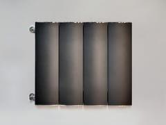 Radiatore in alluminio estruso a pareteOTHELLO PLATE SLIM - RIDEAHEATING