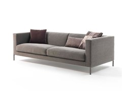 - Upholstered 4 seater fabric sofa OTTO | 4 seater sofa - FRIGERIO POLTRONE E DIVANI
