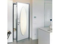 Pannello di rivestimento per porte blindateOVAL - ALIAS SECURITY DOORS