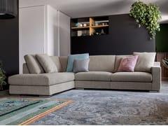 - Fabric sofa with removable cover OVIDIO | Fabric sofa - Dall'Agnese