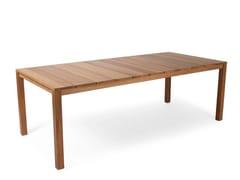 - Tavolo da giardino in teak OXNÖ | Tavolo - Skargaarden