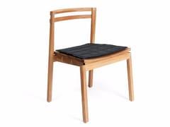 - Teak garden chair OXNÖ | Teak garden chair - Skargaarden