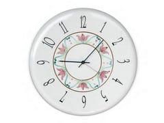 - Wall-mounted ceramic clock Clock - Aldo Bernardi