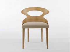 - Oak chair PADDLE | Chair - Potocco