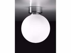 Lampada da soffitto a LED in vetroPALLINA | Lampada da soffitto - AILATI LIGHTS BY ZAFFERANO