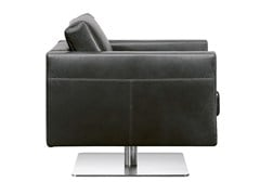 - Swivel armchair with removable cover PARK SWIVEL ARMCHAIR - Vitra