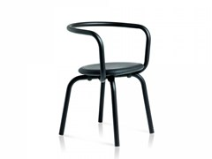 - Stackable chair PARRISH | Chair - Emeco