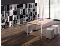- Rectangular honeycomb table PAT | Rectangular table - iCarraro italian makers