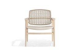 - Rope chair with armrests PATIO | Chair with armrests - Potocco