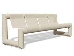 - Bench with back PAUSA 2315 | Bench with back - BENKERT BÄNKE