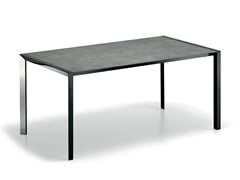 - Rectangular laminate table PEDRO - Cattelan Italia