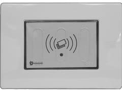 Serratura a scheda elettronica per hotelPERSEO 1048/114B - GLT