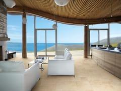 - Porcelain stoneware flooring with stone effect PETRA SOLIS | Flooring - Panaria Ceramica