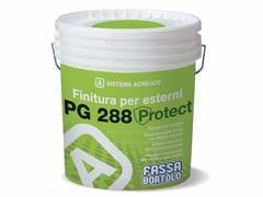 Finitura superlavabile liscia opacaPG 288 PROTECT - FASSA