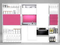 - Hideaway Mini Kitchen PIA Bond - Dizzconcept