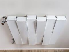 Radiatore in alluminio a paretePIANO MOVE - RIDEAHEATING