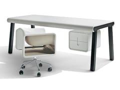 Tavolo / scrivania in roverePIGRECO - FELICEROSSI INTERNATIONAL