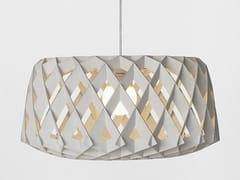 - Plywood pendant lamp PILKE 60 - SHOWROOM Finland