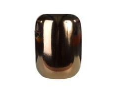 - Sgabello / tavolino in ceramica PILL COPPER - Pols Potten