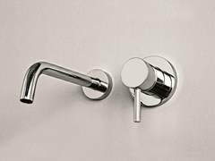 - Wall-mounted washbasin mixer PINO' | Washbasin mixer - Signorini Rubinetterie