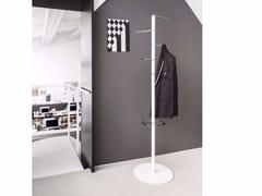 - Metal coat stand PIVOT | Metal coat rack - Schönbuch