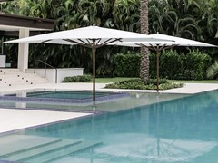 - Garden umbrella PLANTATION MAX CLASSIC - TUUCI