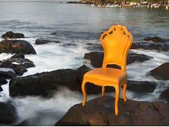- Polyurethane garden chair PLASTIC GIOVANNA - POLaRT