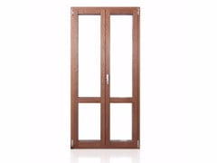 - Wood and aluminium patio door PLATINUM 900 QUADRA 90° | Patio door - Cos.Met. F.lli Rubolino