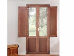 - With built-in panel shutters patio door PLATINUM 900 QUADRA 90° | With built-in panel shutters patio door - Cos.Met. F.lli Rubolino