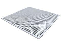Pannelli per controsoffitto in gesso PLAZA GLOBE G1 - Danoline® - Plaza