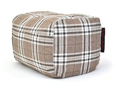 - Upholstered pouf with removable lining PLUS HOME - Pusku pusku
