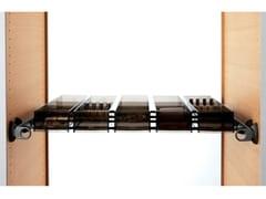 Accessori per cabine armadio estraibile in plasticaPLUS + JOLLY - SERVETTO