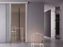 - Glass sliding door POEMA | Sliding door - GAROFOLI