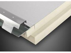 Sistema sottotegola in schiuma polyisoPOLIISO® TEGOLA DOPPIO PASSO   Sistema per tetto ventilato in schiuma polyiso - EDILTEC