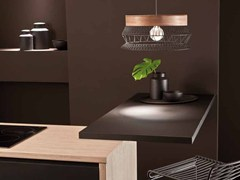 - HPL kitchen worktop / furniture foil POLYFORM® TOUCH - Polyrey
