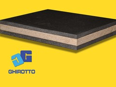- Sound insulation panel POLYMASS DUO | Sound insulation panel - GHIROTTO TECNO INSULATION