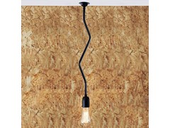 - Handmade brass pendant lamp POWELL B QUIRKY MINIMALIST PENDANT - Mullan Lighting