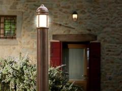 - Garden metal bollard light PRÀ | Bollard light - Aldo Bernardi