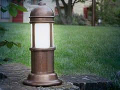 - Garden metal bollard light PRÀ | Garden bollard light - Aldo Bernardi