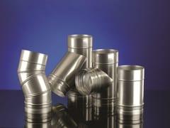 Canna fumaria in acciaio inoxPRIMA PLUS - Monoparete sp. 0.6 mm - SCHIEDEL